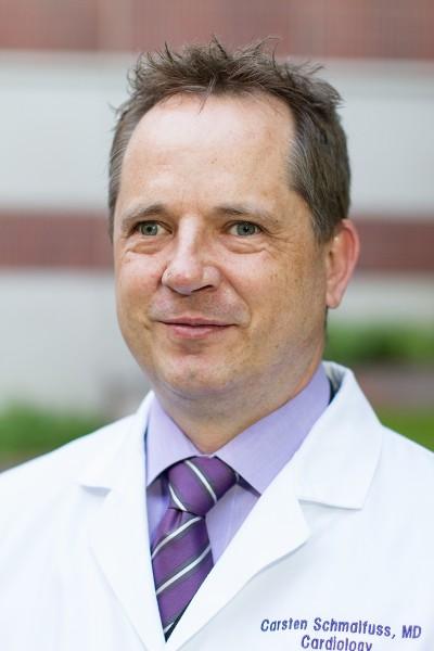 Carsten Schmalfuss, M.D., Cardiology